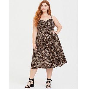 Torrid Leopard Dress 🐆